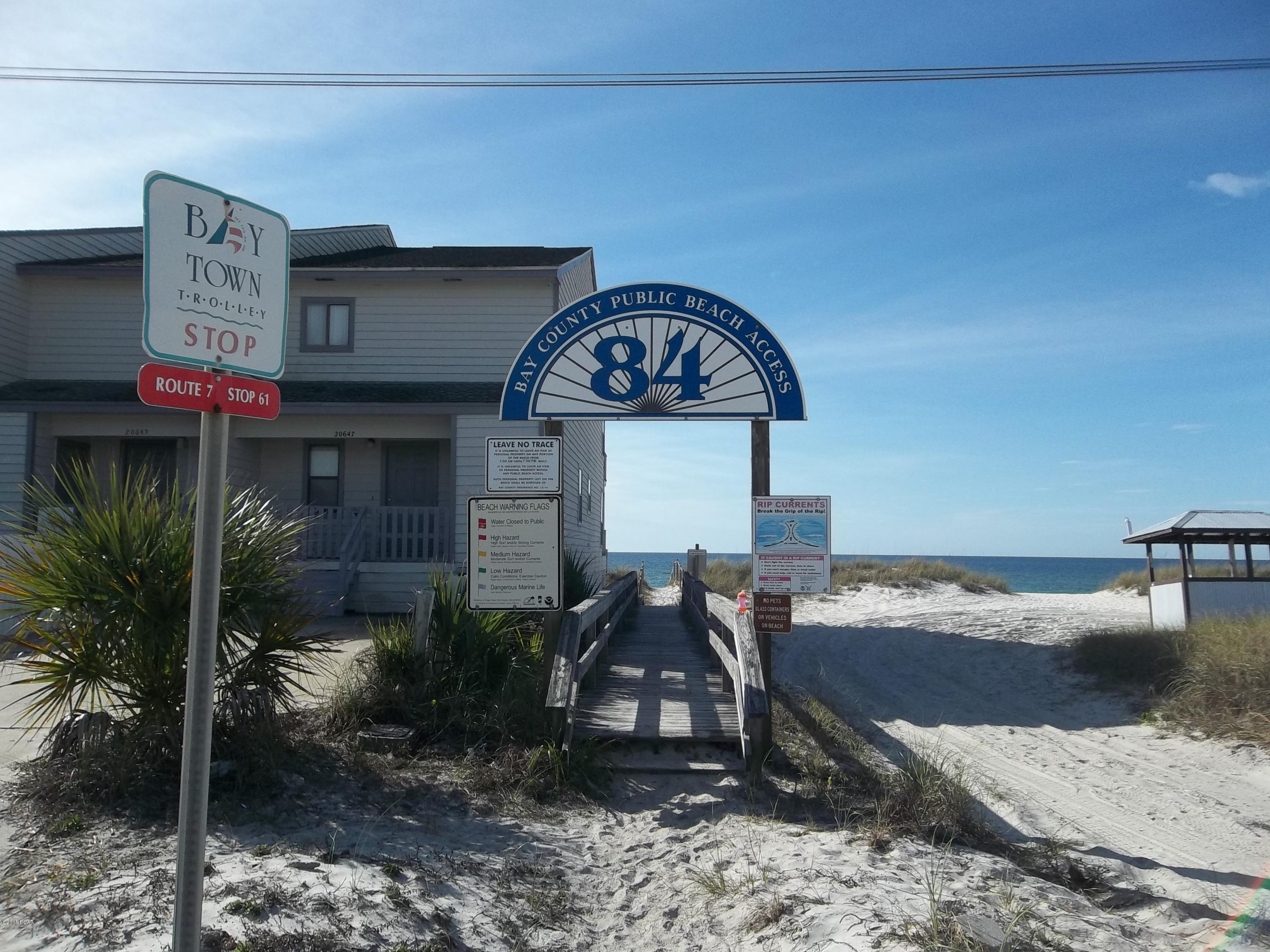 MLS Property 638369 for sale in Panama City Beach