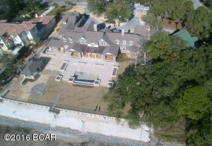 3807 Delwood Drive - Aerial