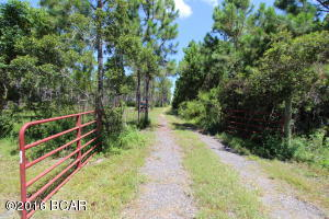 Easement to the 100acres