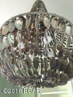 Oyster Shell Chandellier1