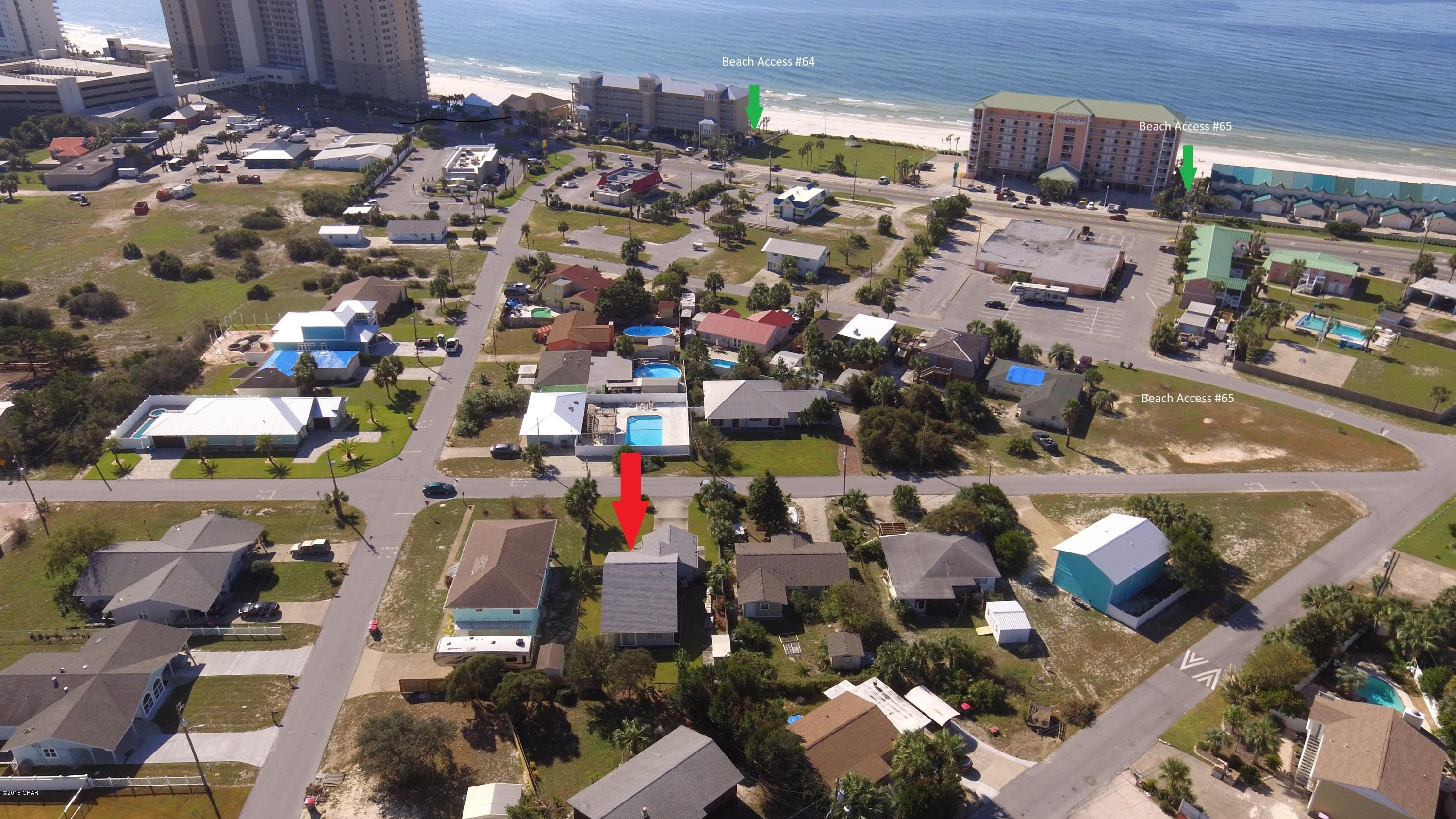 MLS Property 677316 for sale in Panama City Beach