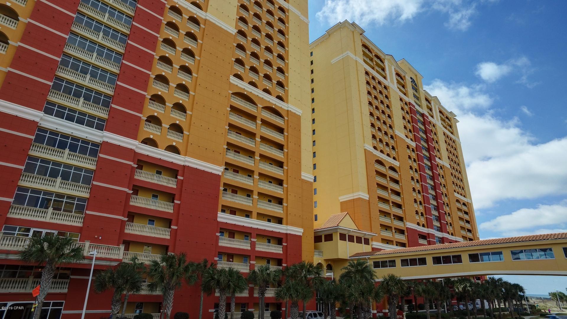A 1 Bedroom 2 Bedroom Calypso Towers Ii Condominium