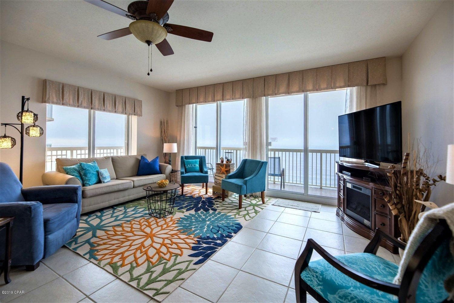 A 2 Bedroom 2 Bedroom Calypso Towers Ii Condominium