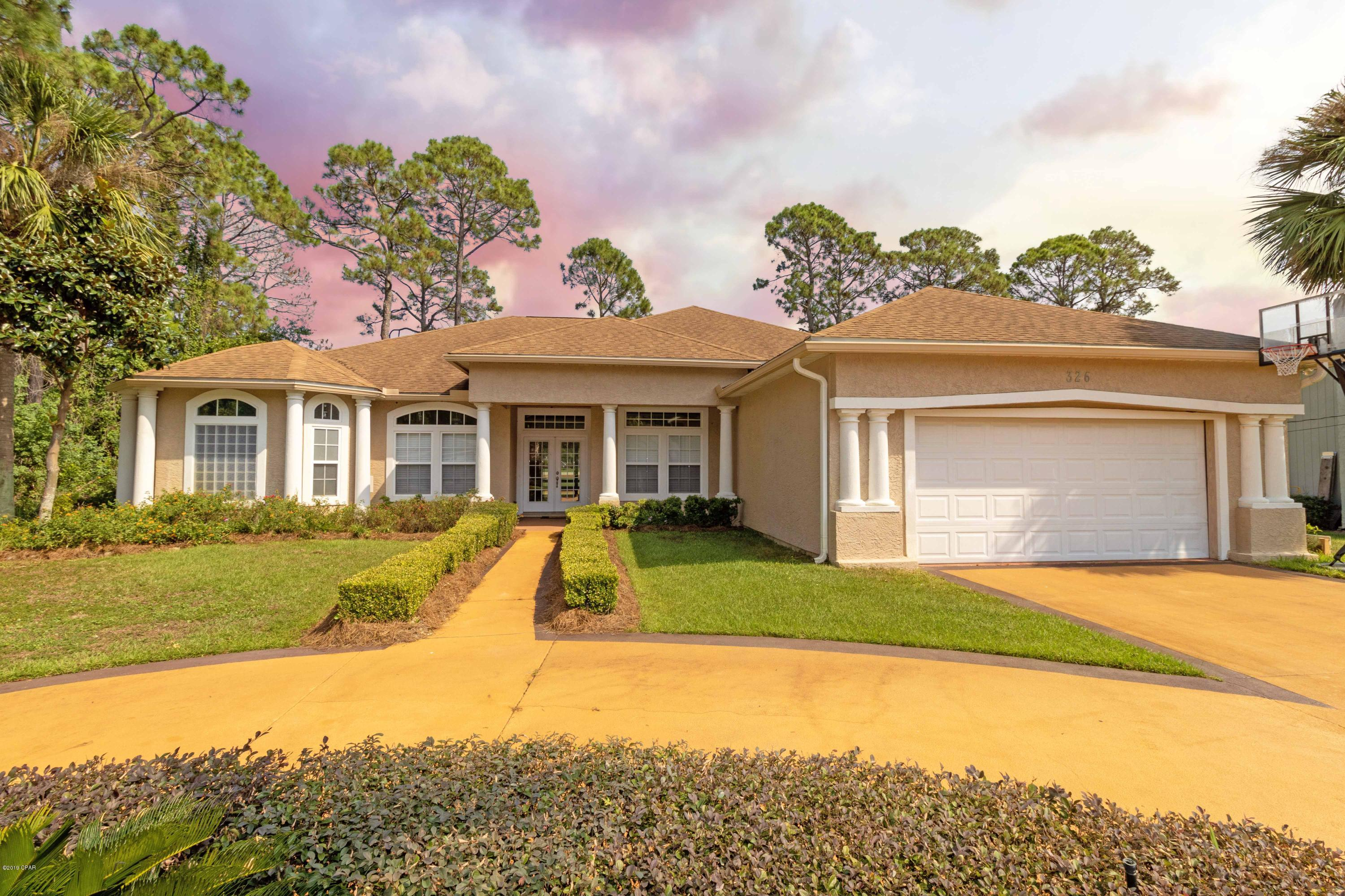 MLS Property 689302 for sale in Panama City Beach