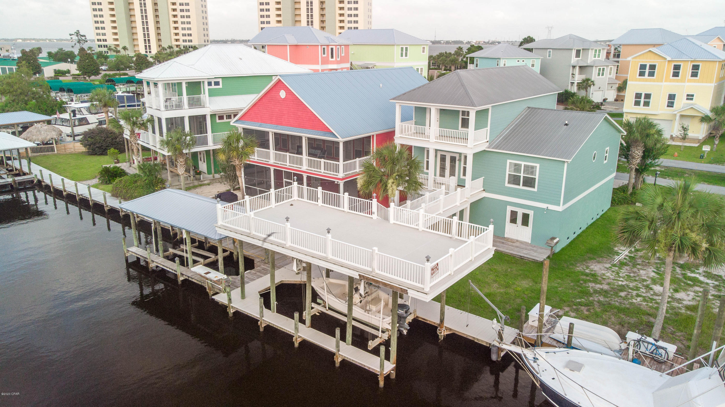 MLS Property 698394 for sale in Panama City Beach