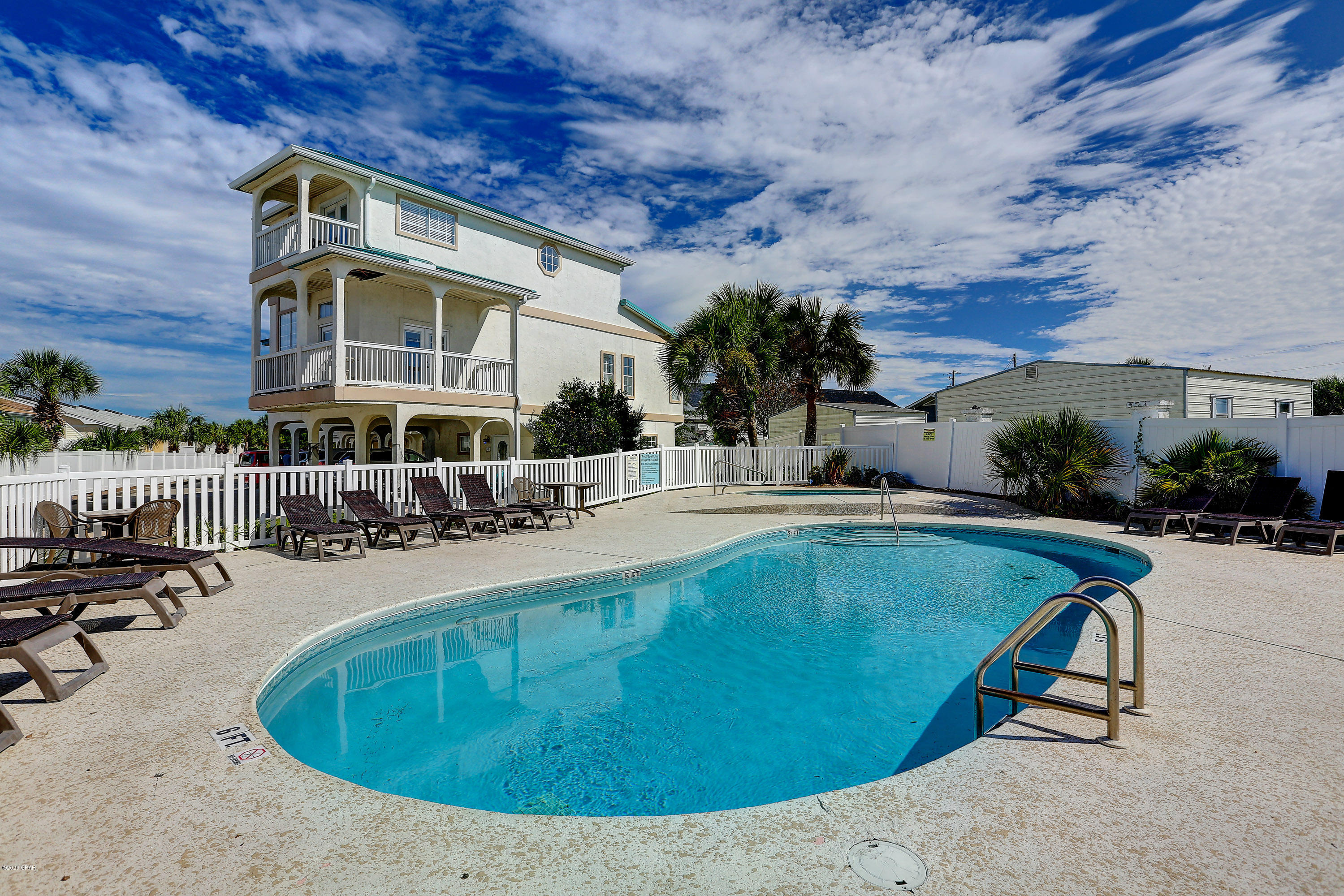 MLS Property 702212 for sale in Panama City Beach