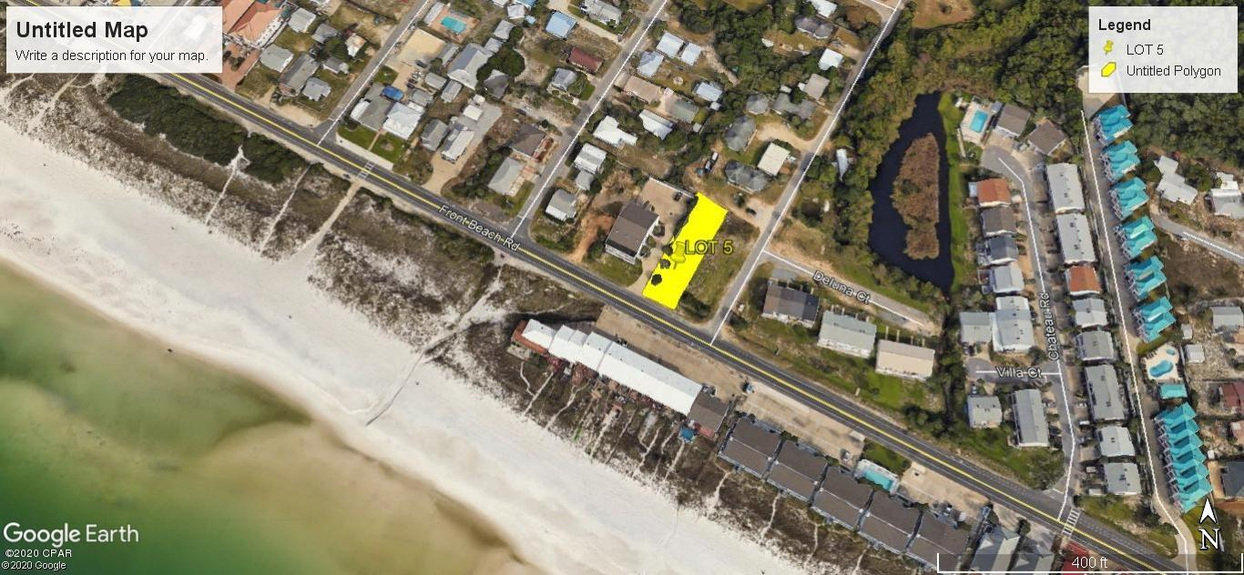 MLS Property 702434 for sale in Panama City Beach