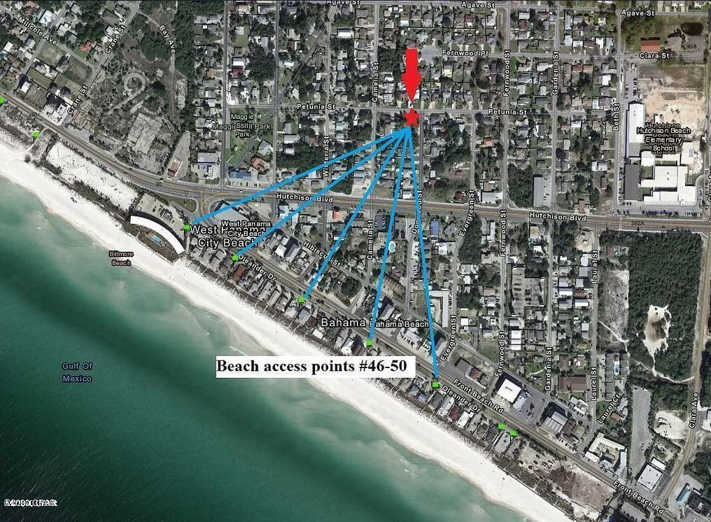MLS Property 703378 for sale in Panama City Beach