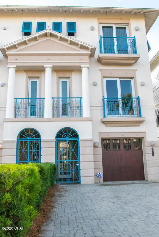 A 5 Bedroom 4 Bedroom Frangista Beach Townhome