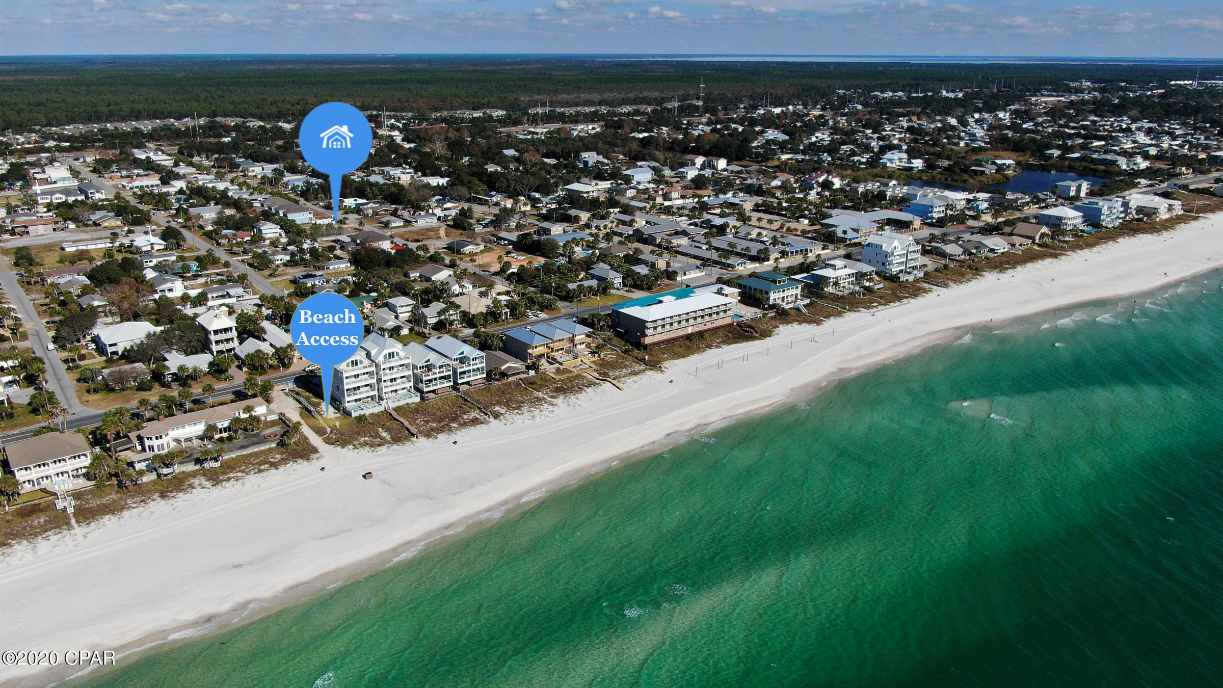 MLS Property 705626 for sale in Panama City Beach