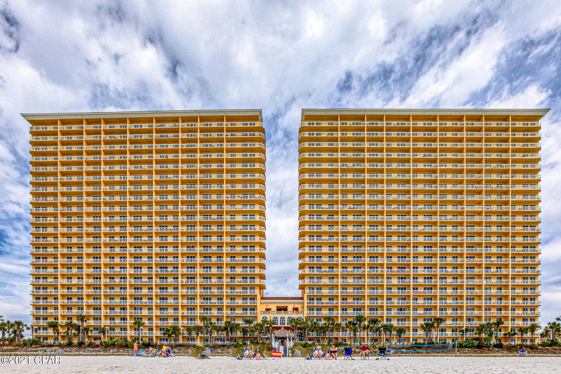 A 2 Bedroom 2 Bedroom Calypso Towers I Condominium