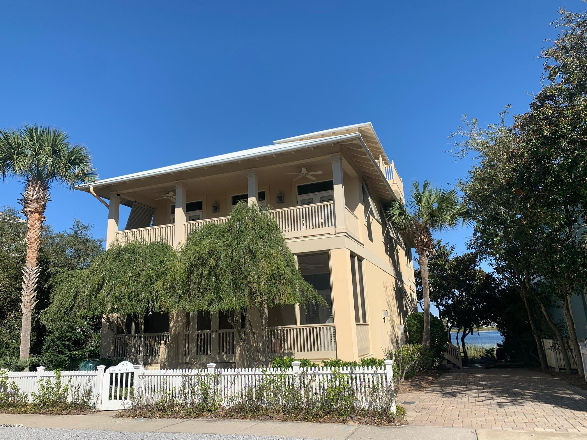 MLS Property 711904 for sale in Panama City Beach