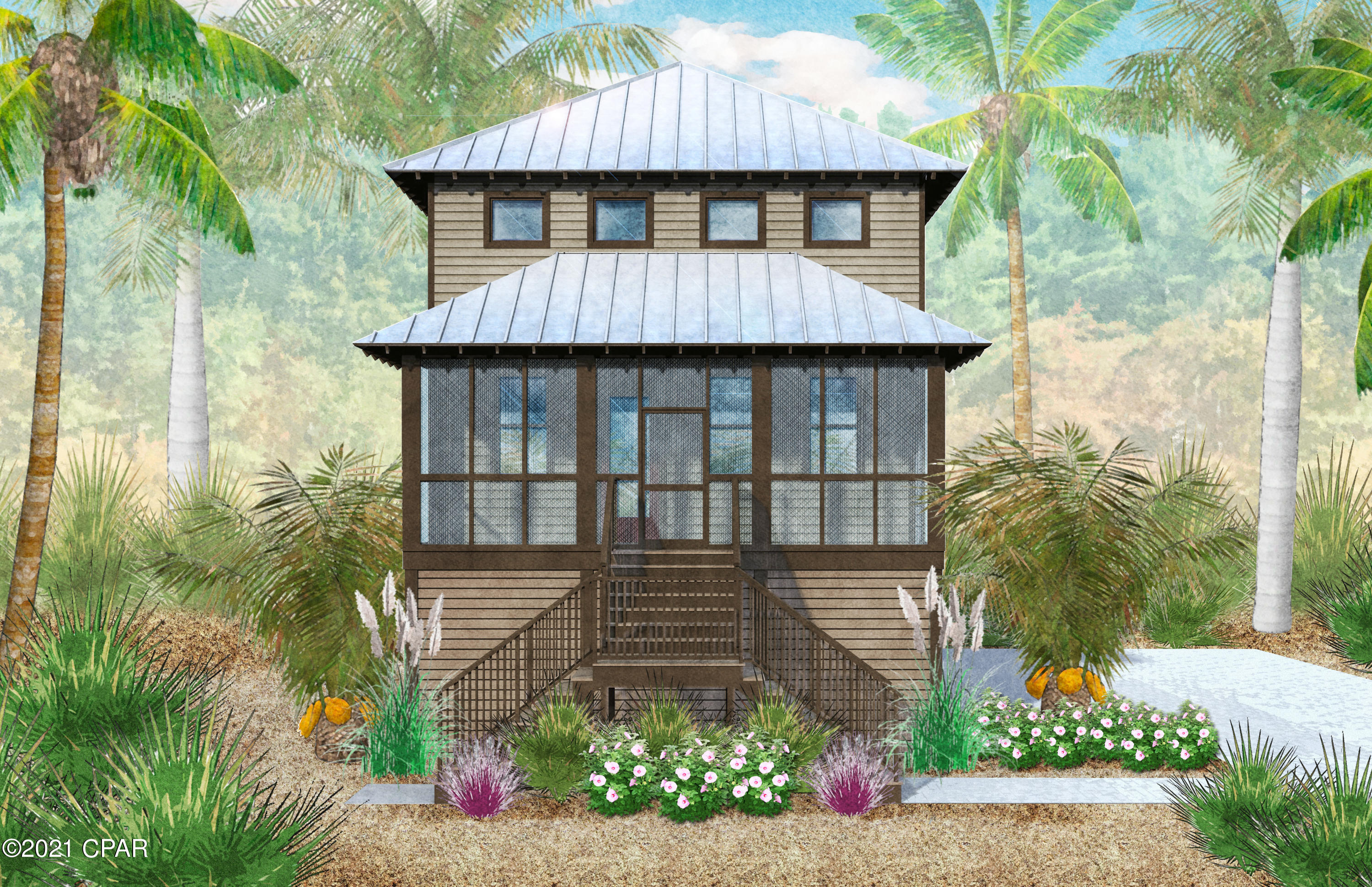 MLS Property 712436 for sale in Panama City Beach