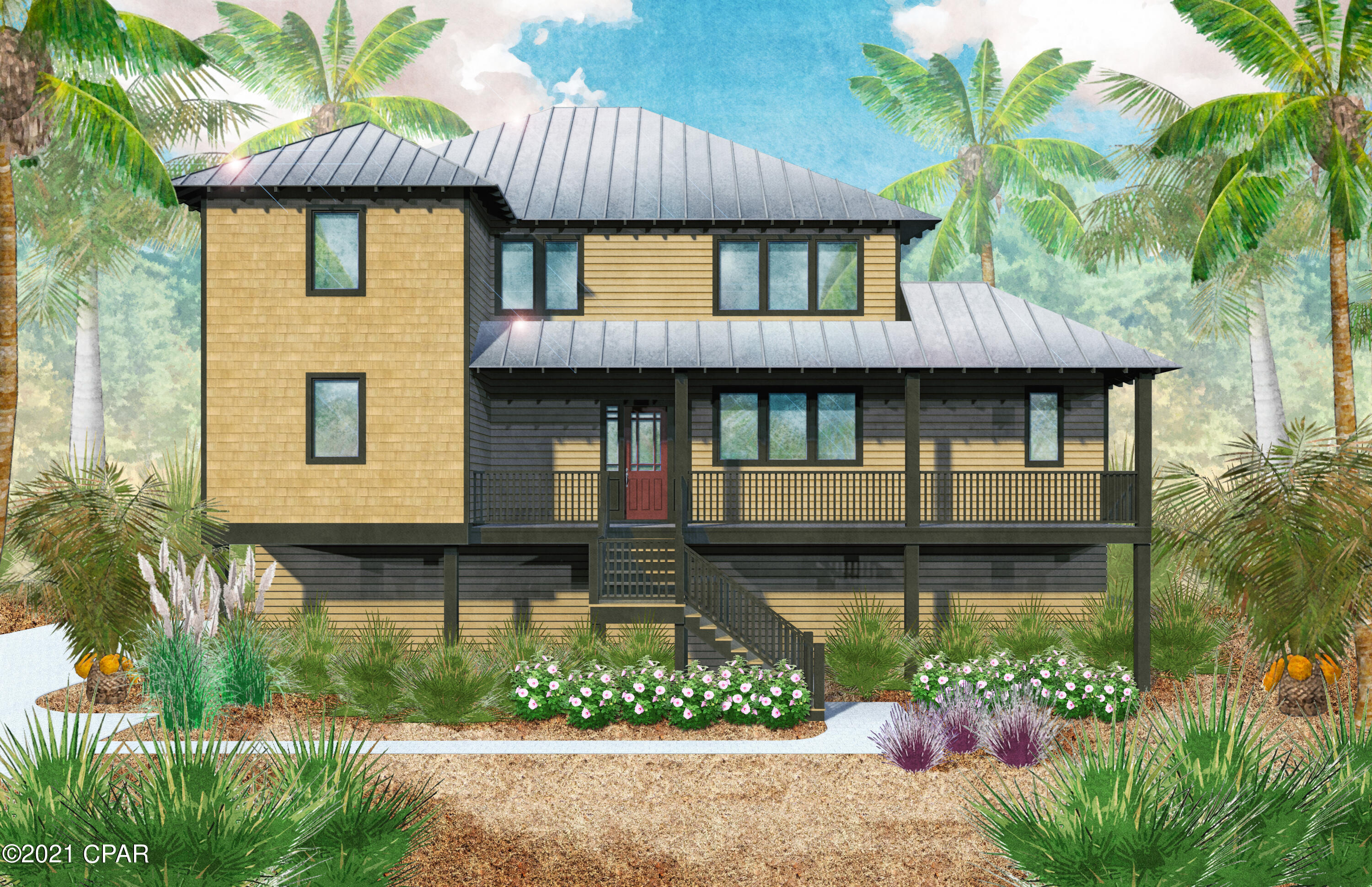 MLS Property 712445 for sale in Panama City Beach