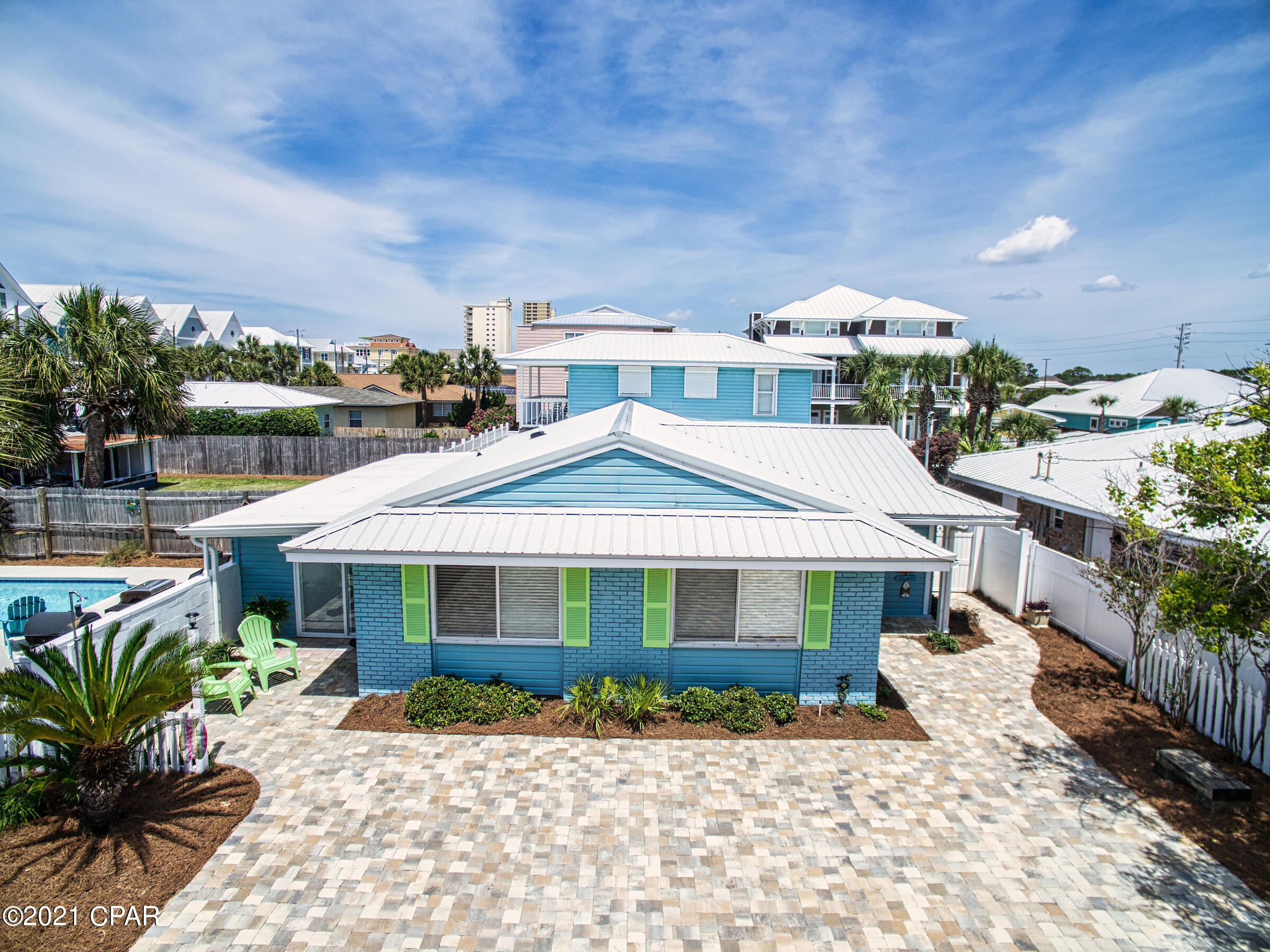 MLS Property 712986 for sale in Panama City Beach