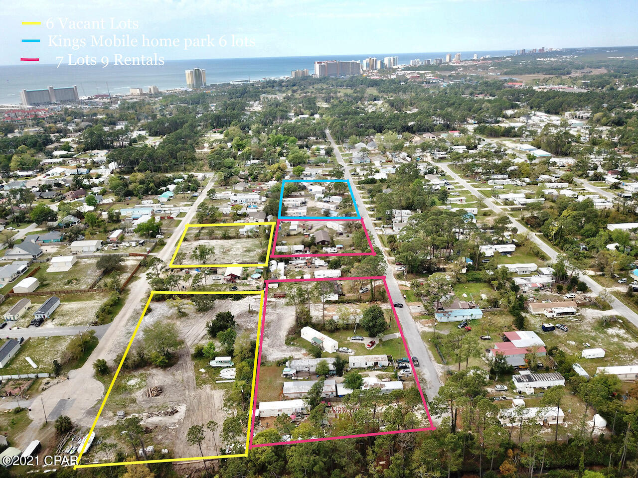 MLS Property 713318 for sale in Panama City Beach