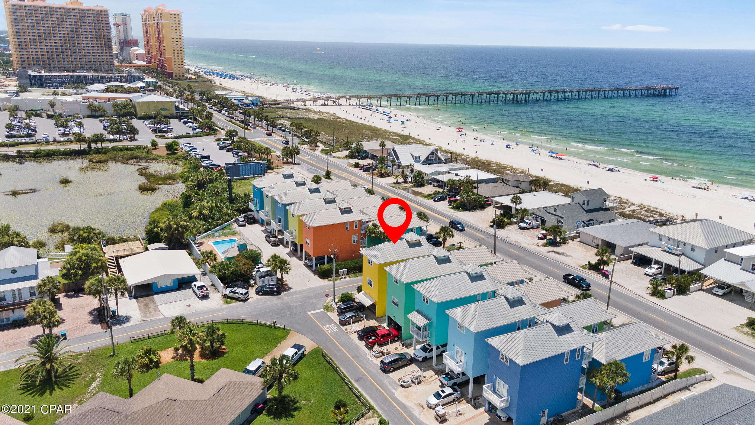 MLS Property 713387 for sale in Panama City Beach