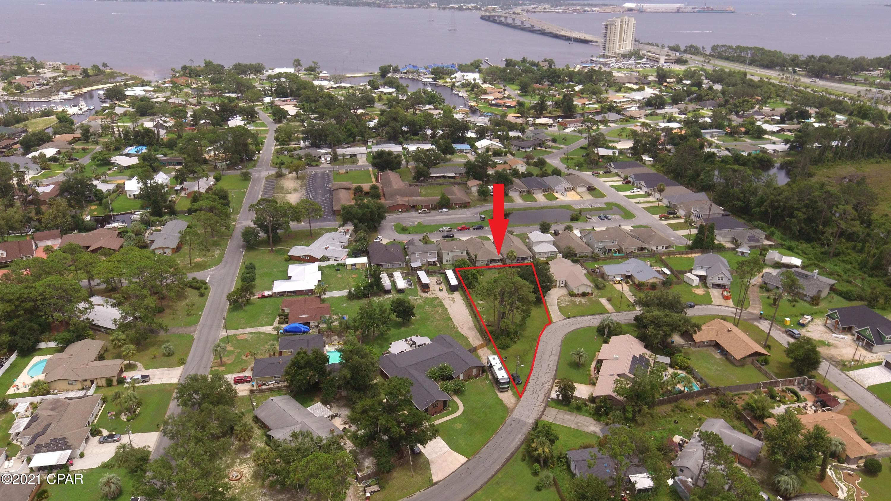 MLS Property 713983 for sale in Panama City Beach