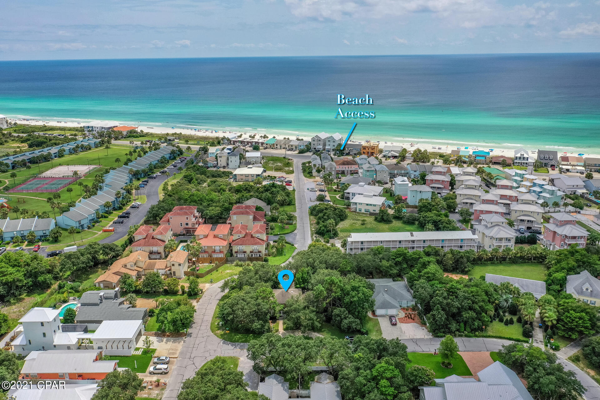 MLS Property 715302 for sale in Panama City Beach