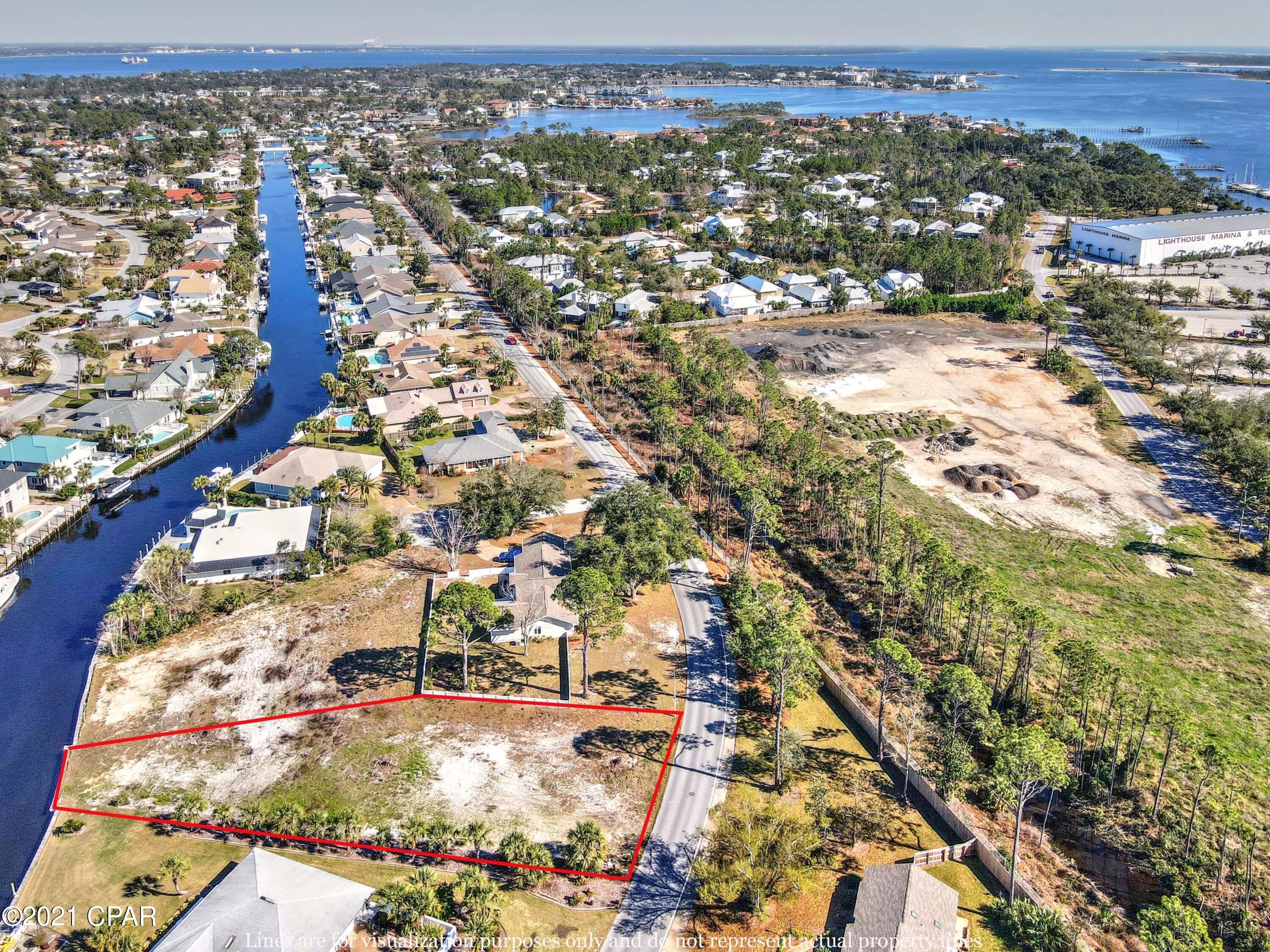 MLS Property 716172 for sale in Panama City Beach