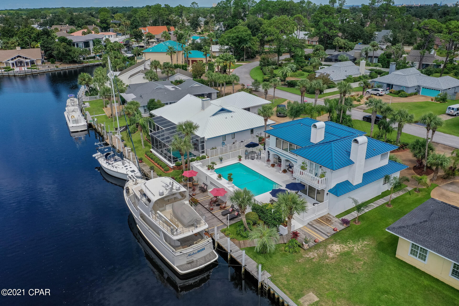 MLS Property 716501 for sale in Panama City Beach