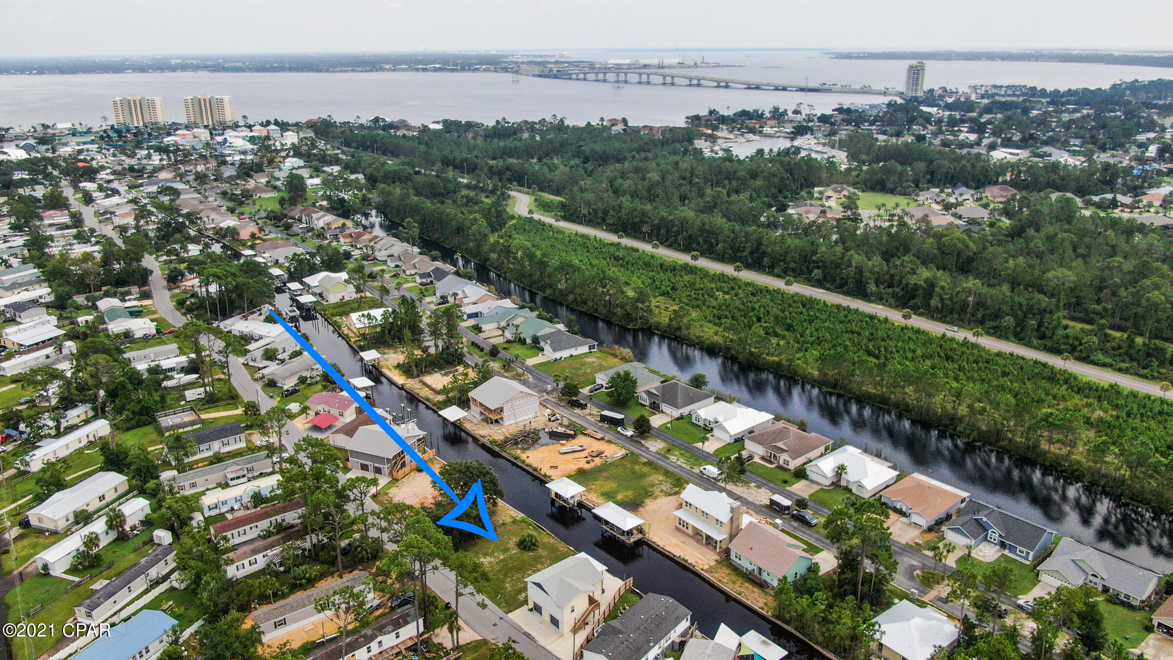 MLS Property 716942 for sale in Panama City Beach