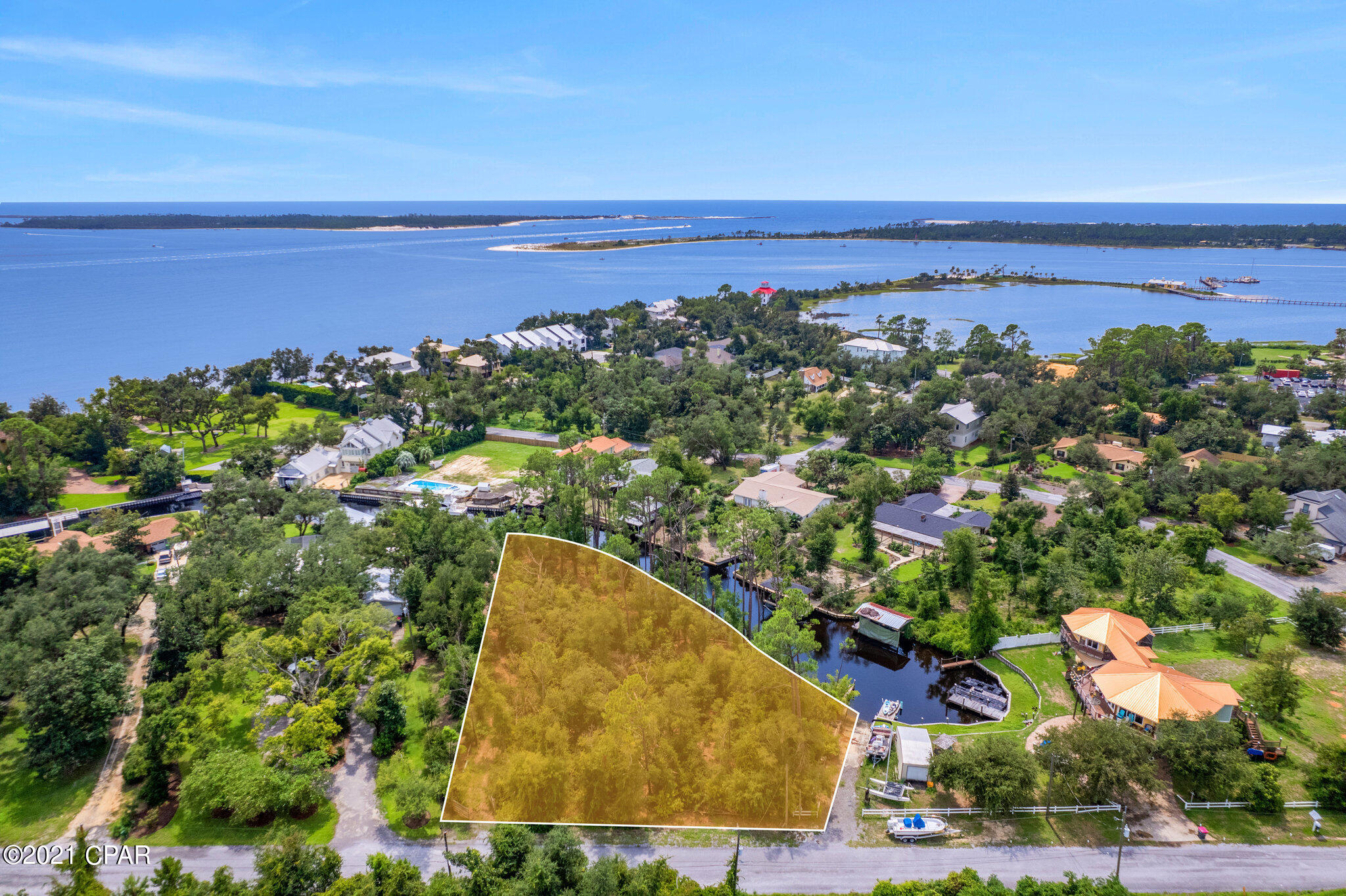 MLS Property 716970 for sale in Panama City Beach
