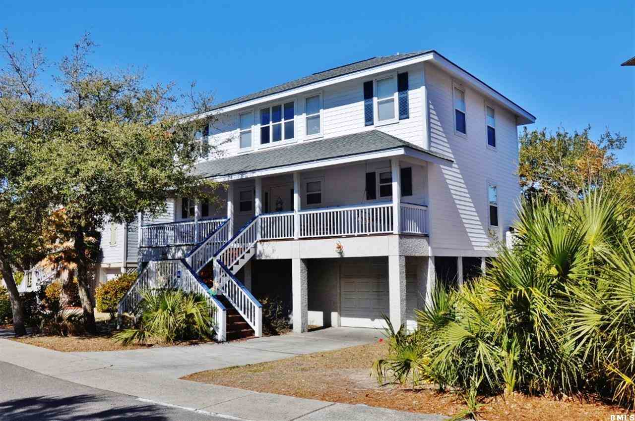 25 Sea Mist Lane Oceanview, Fripp Island, South Carolina