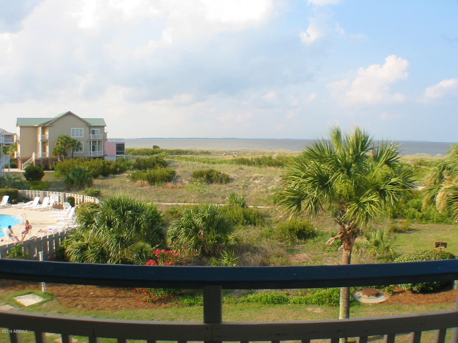 Photo of M-218 Ocean View Villa, Harbor Island, SC 29920