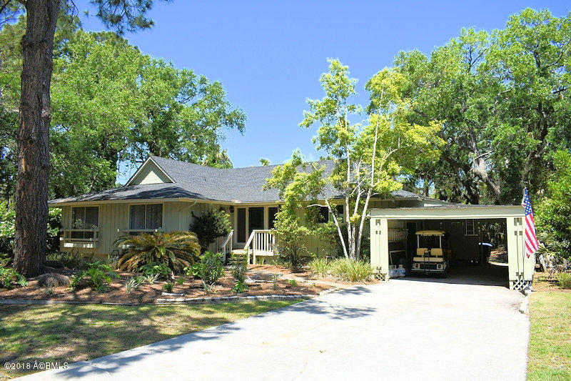 Photo of 642 Dolphin Road, Fripp Island, SC 29920