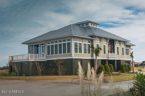 Photo of 517 Tarpon Boulevard, Fripp Island, SC 29920
