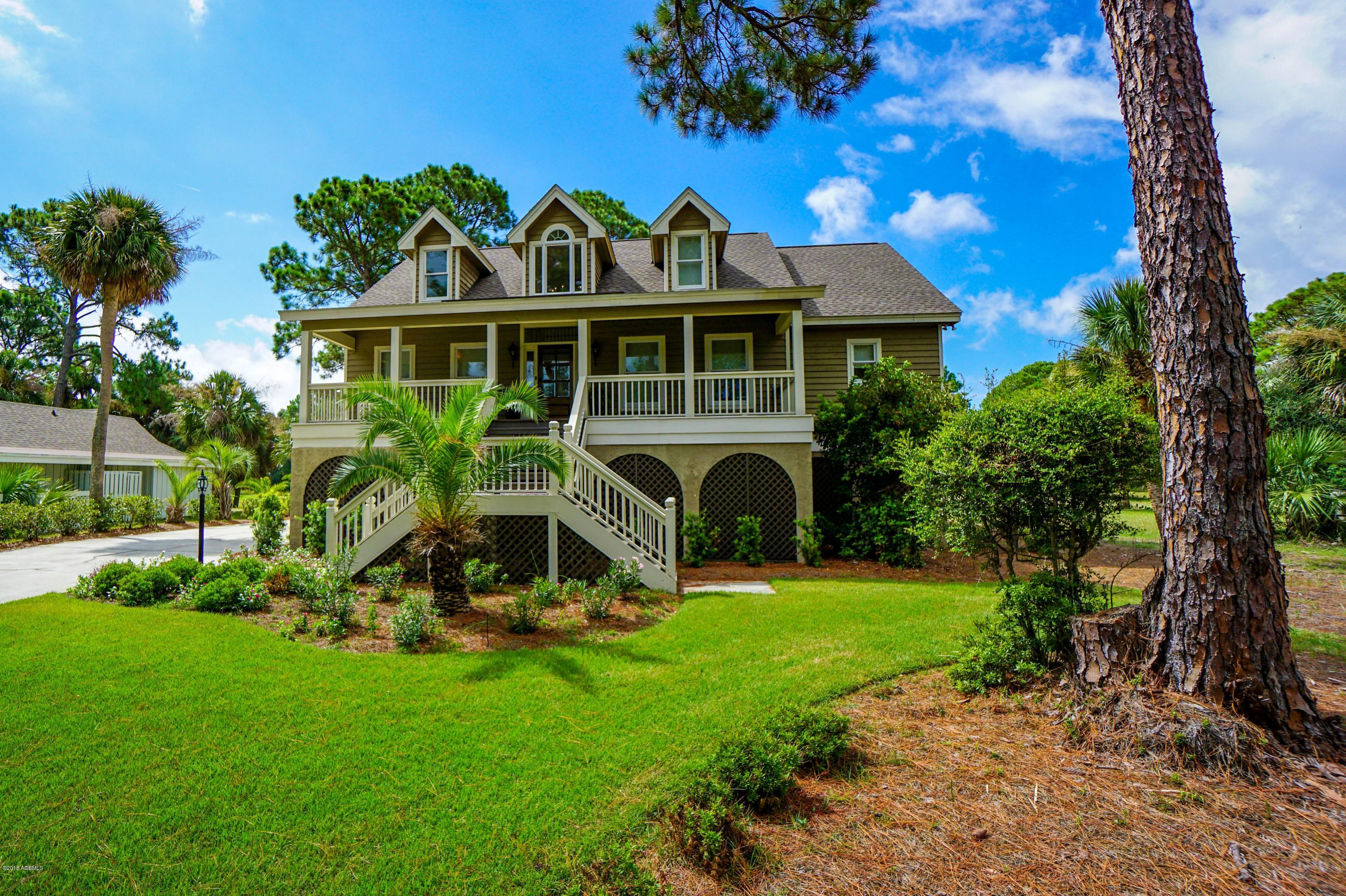 Photo of 647 Dolphin Road, Fripp Island, SC 29920