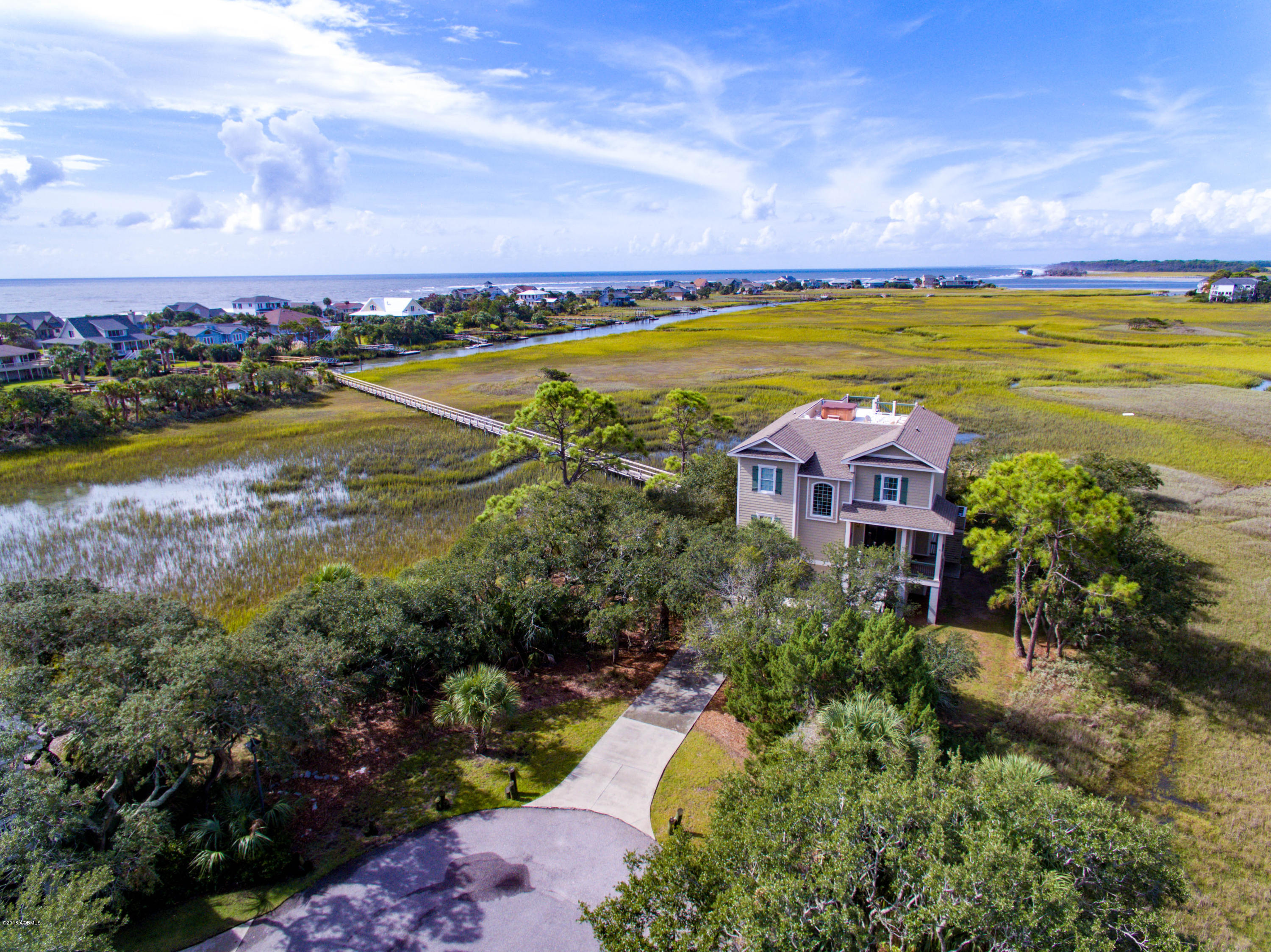 Photo of 17 Crooked Creek Lane, Fripp Island, SC 29920