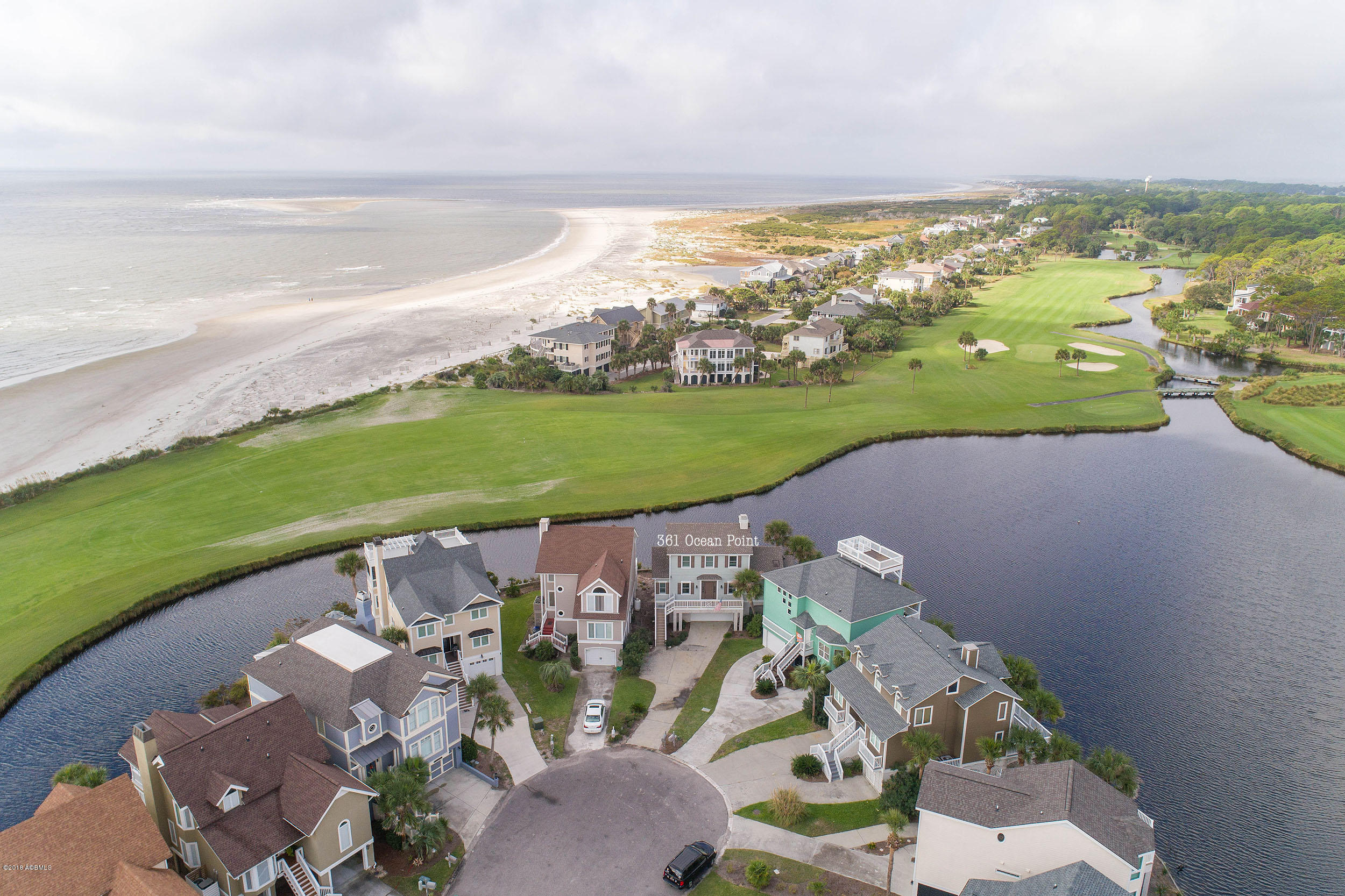 Photo of 361 Ocean Point Drive, Fripp Island, SC 29920
