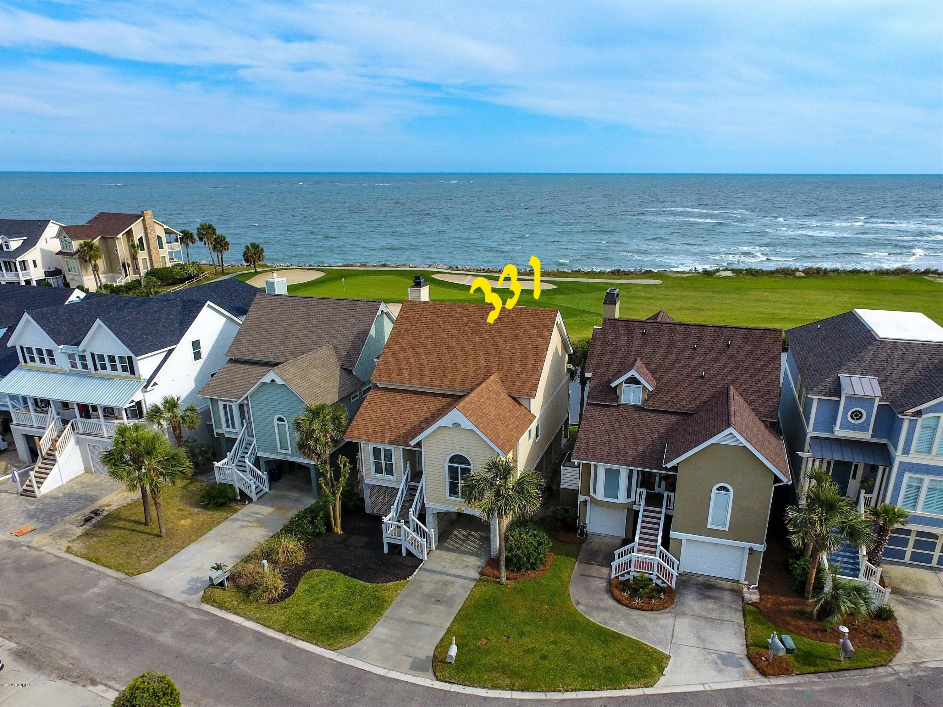 Photo of 331 Ocean Point Drive, Fripp Island, SC 29920