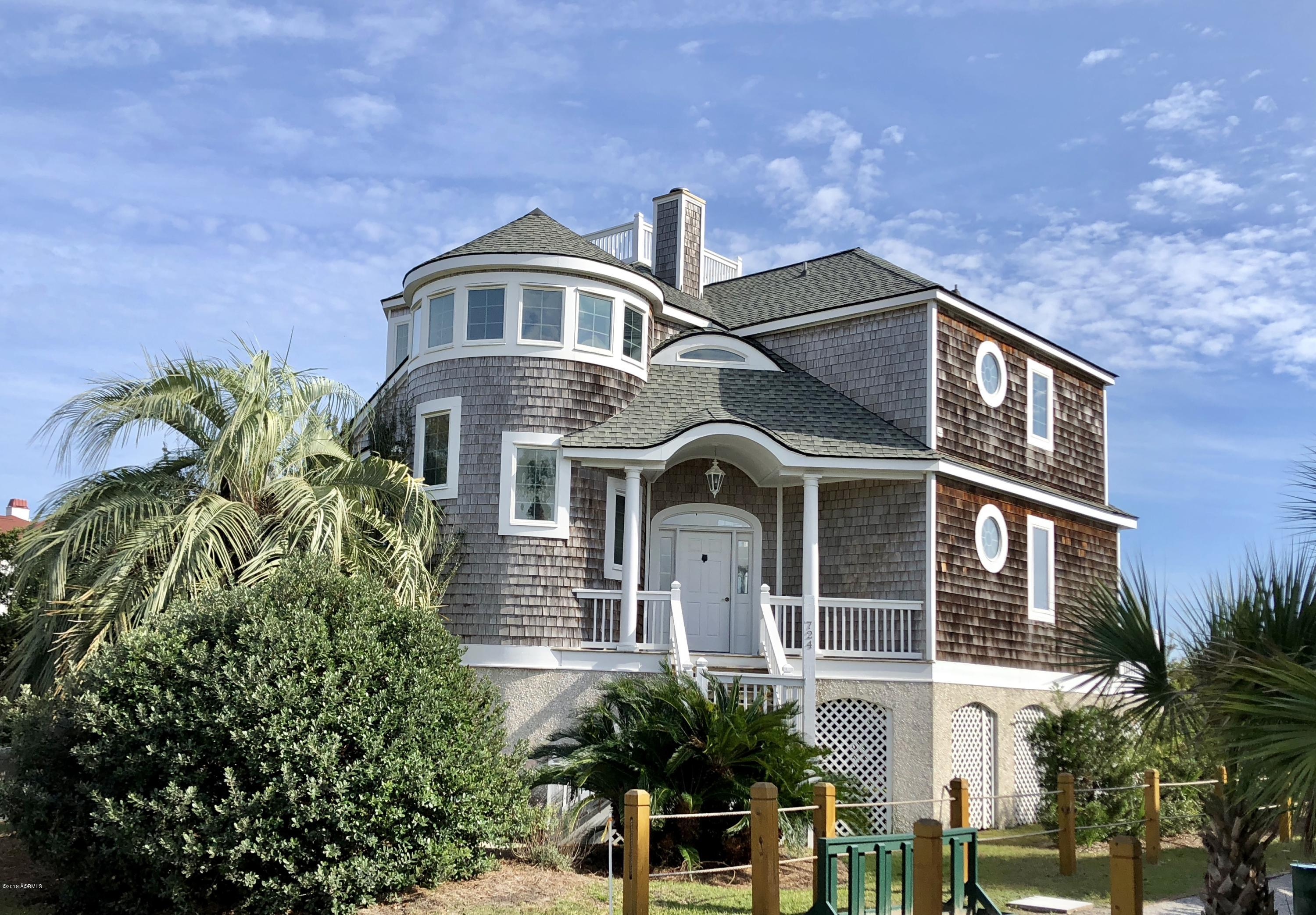 Photo of 724 Sea Dragon Lane  1/13th Share, Fripp Island, SC 29920