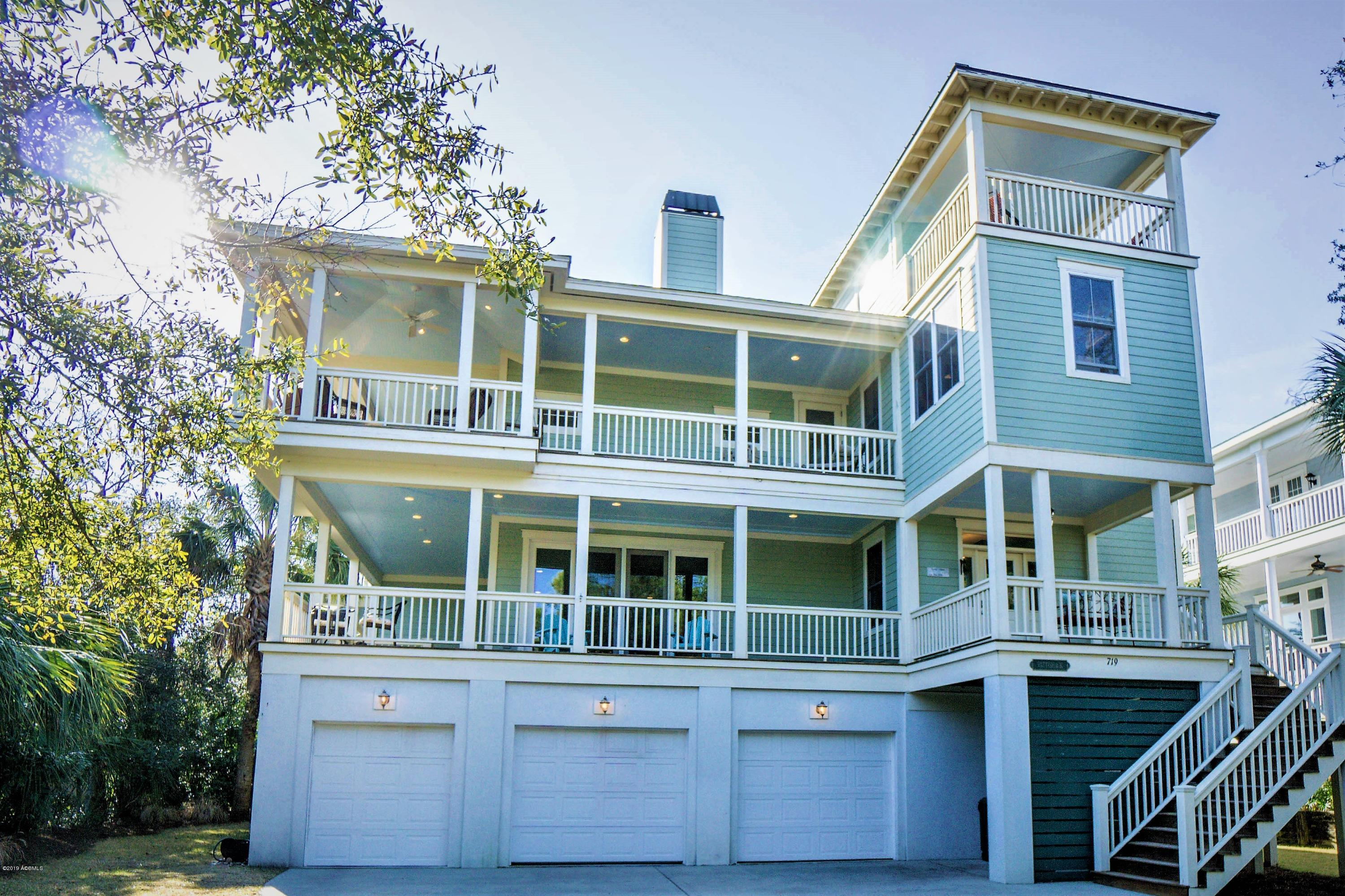 Photo of 719 Sea Dragon Lane, Fripp Island, SC 29920