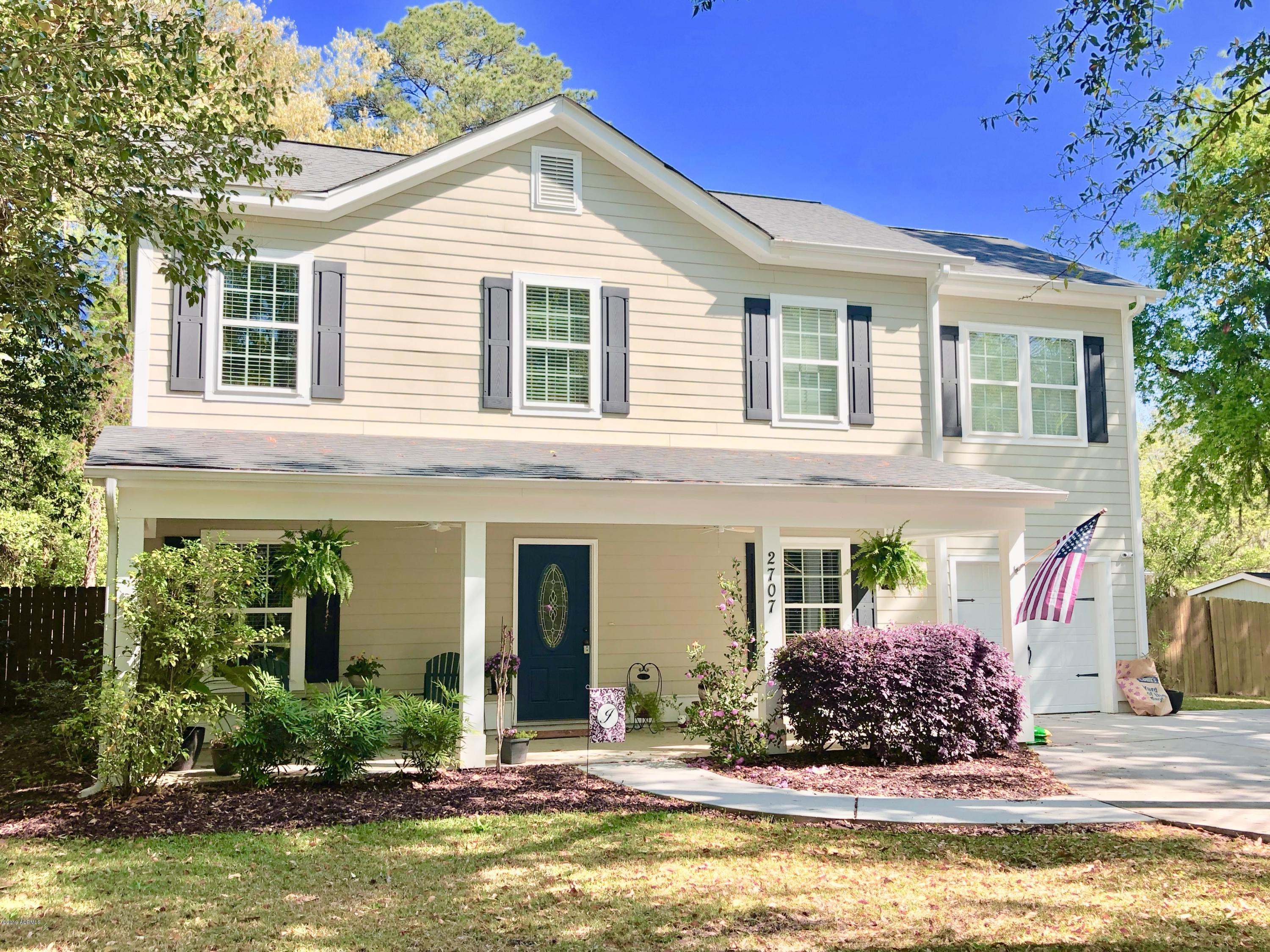 Photo of 2707 Depot Road, Beaufort, SC 29902