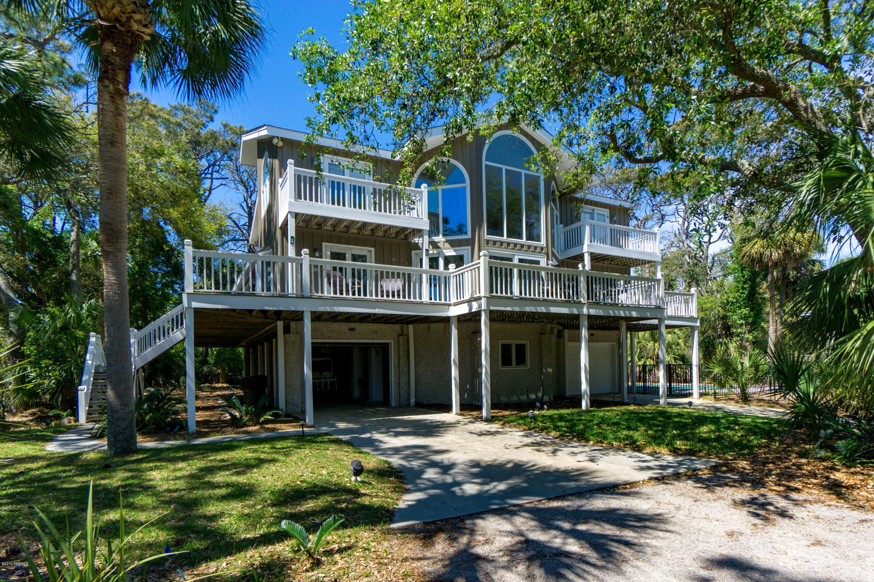 Photo of 702 Whiting Road, Fripp Island, SC 29920