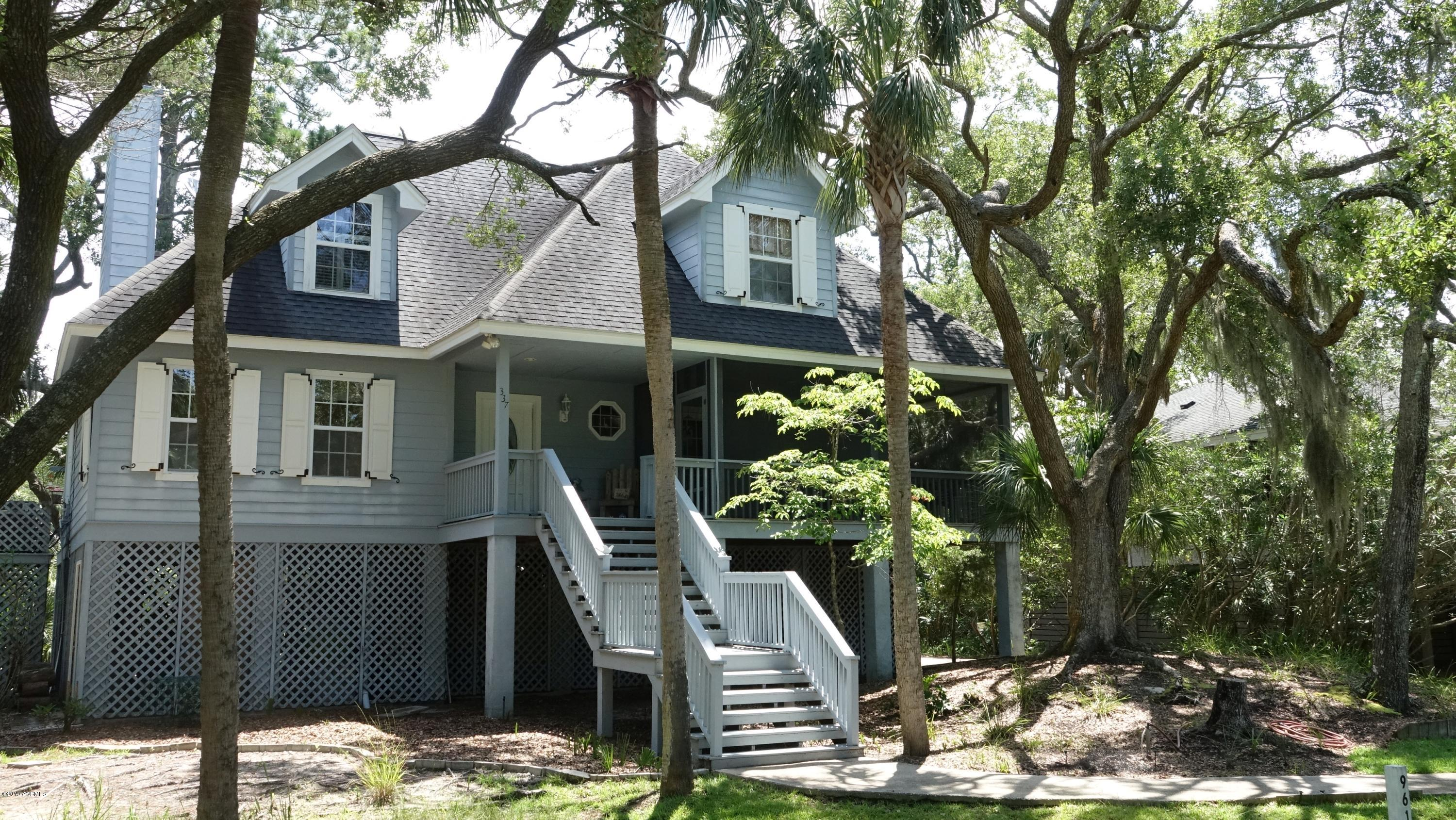 Photo of 337 Deer Lake Drive, Fripp Island, SC 29920
