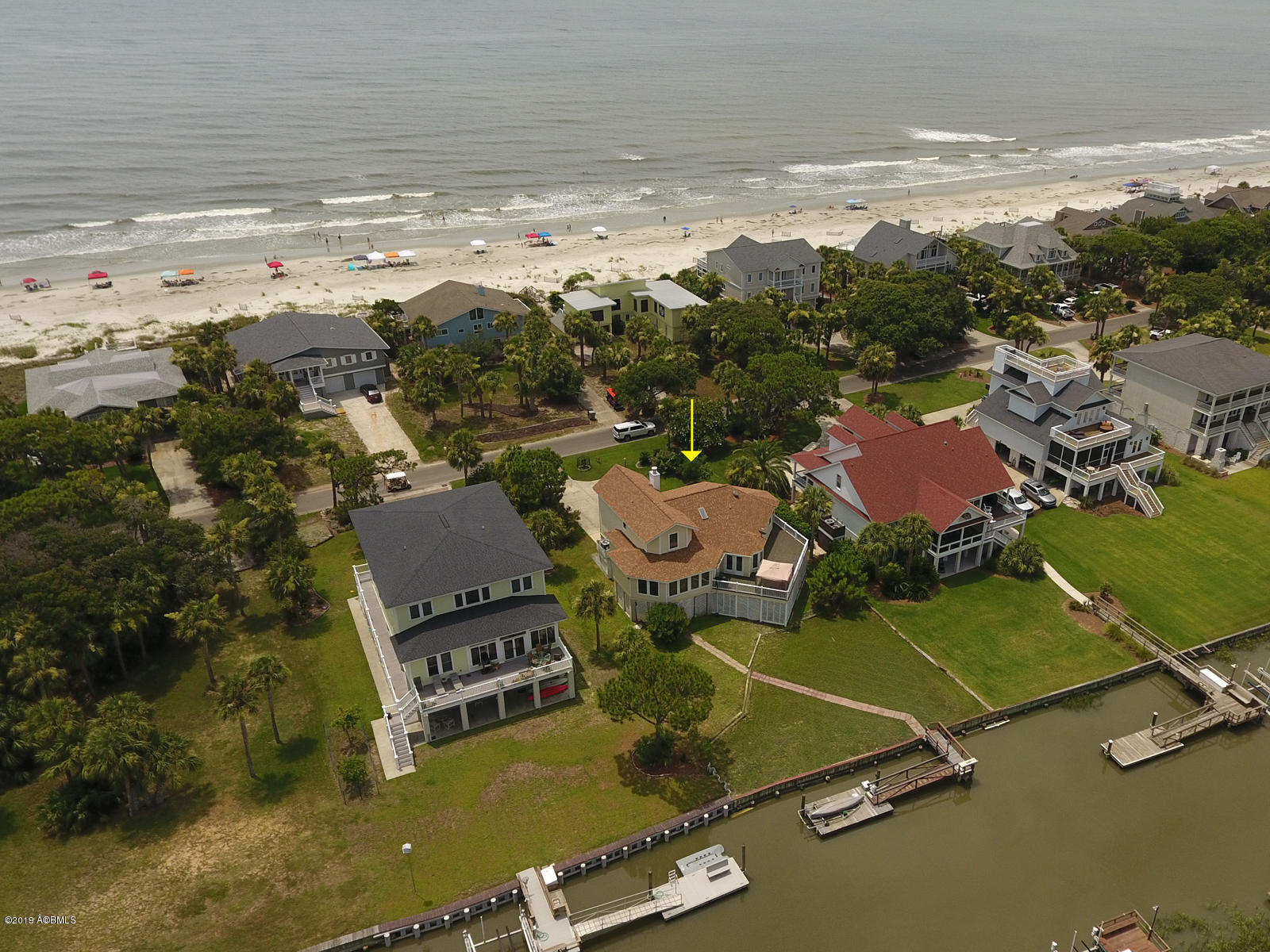 Photo of 409 Tarpon Boulevard, Fripp Island, SC 29920