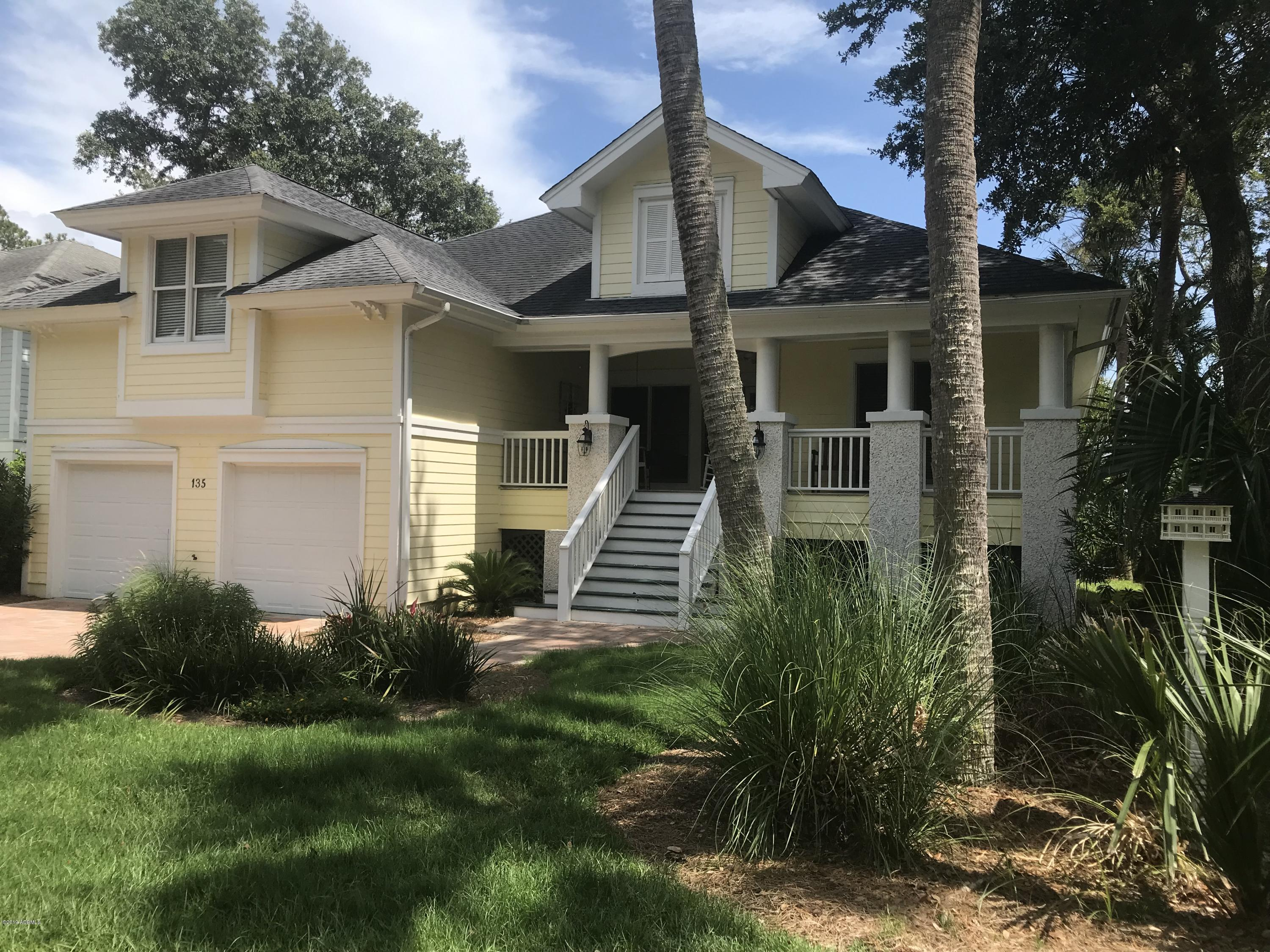 Photo of 135 Ocean Creek Boulevard, Fripp Island, SC 29920