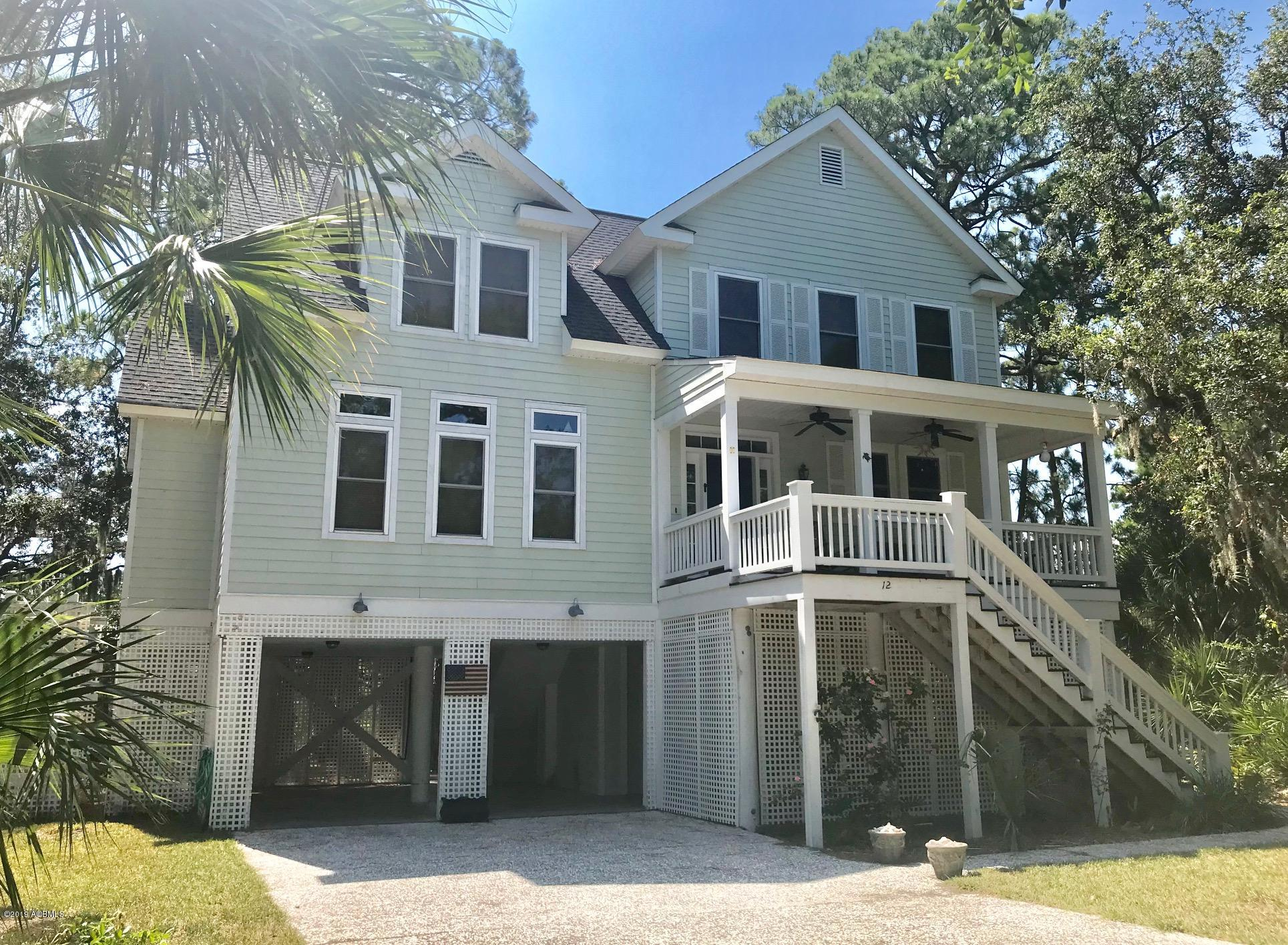 Photo of 12 Lakeview Lane, Harbor Island, SC 29920