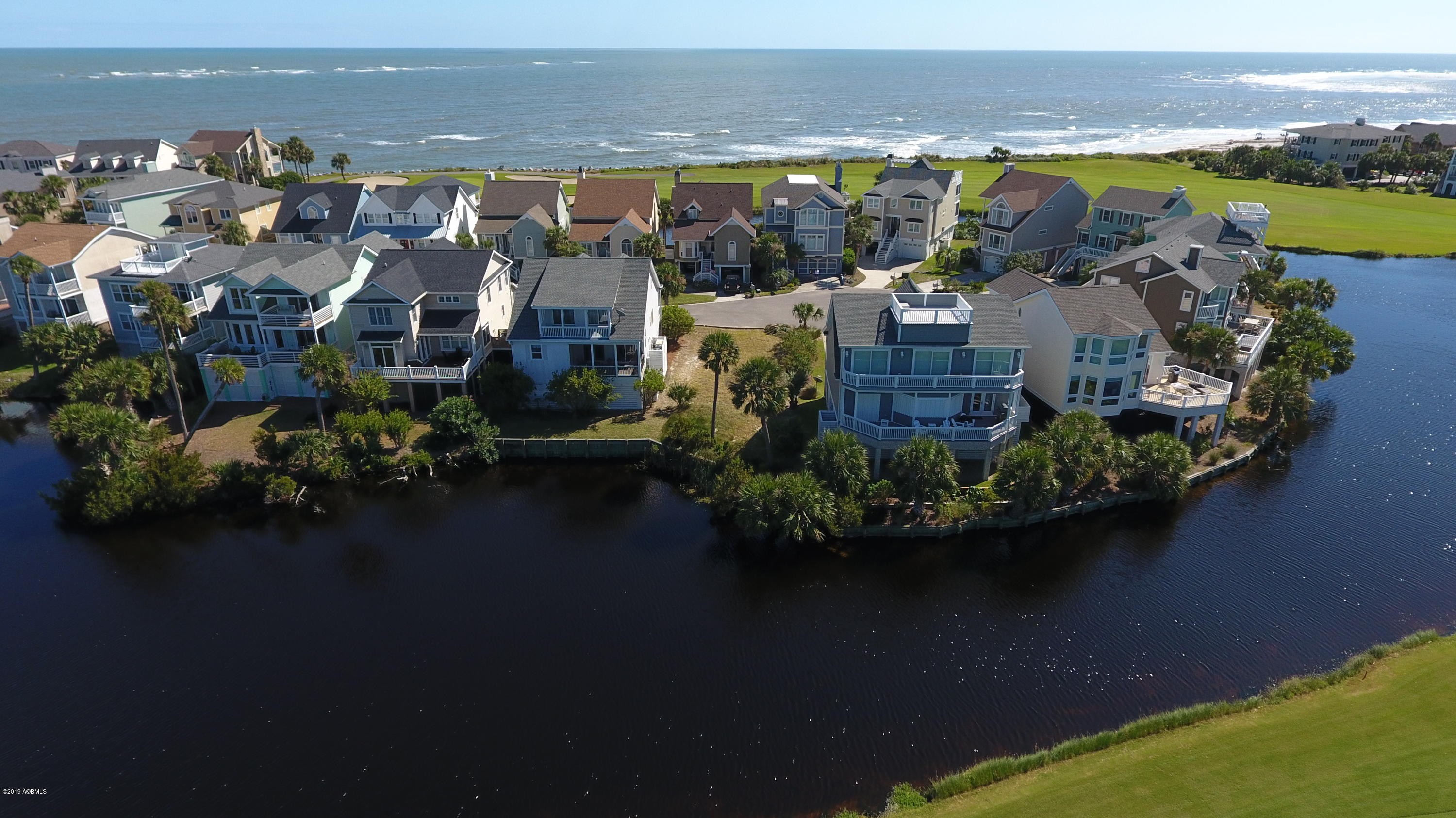 Photo of 350 Ocean Point Dr, Fripp Island, SC 29920