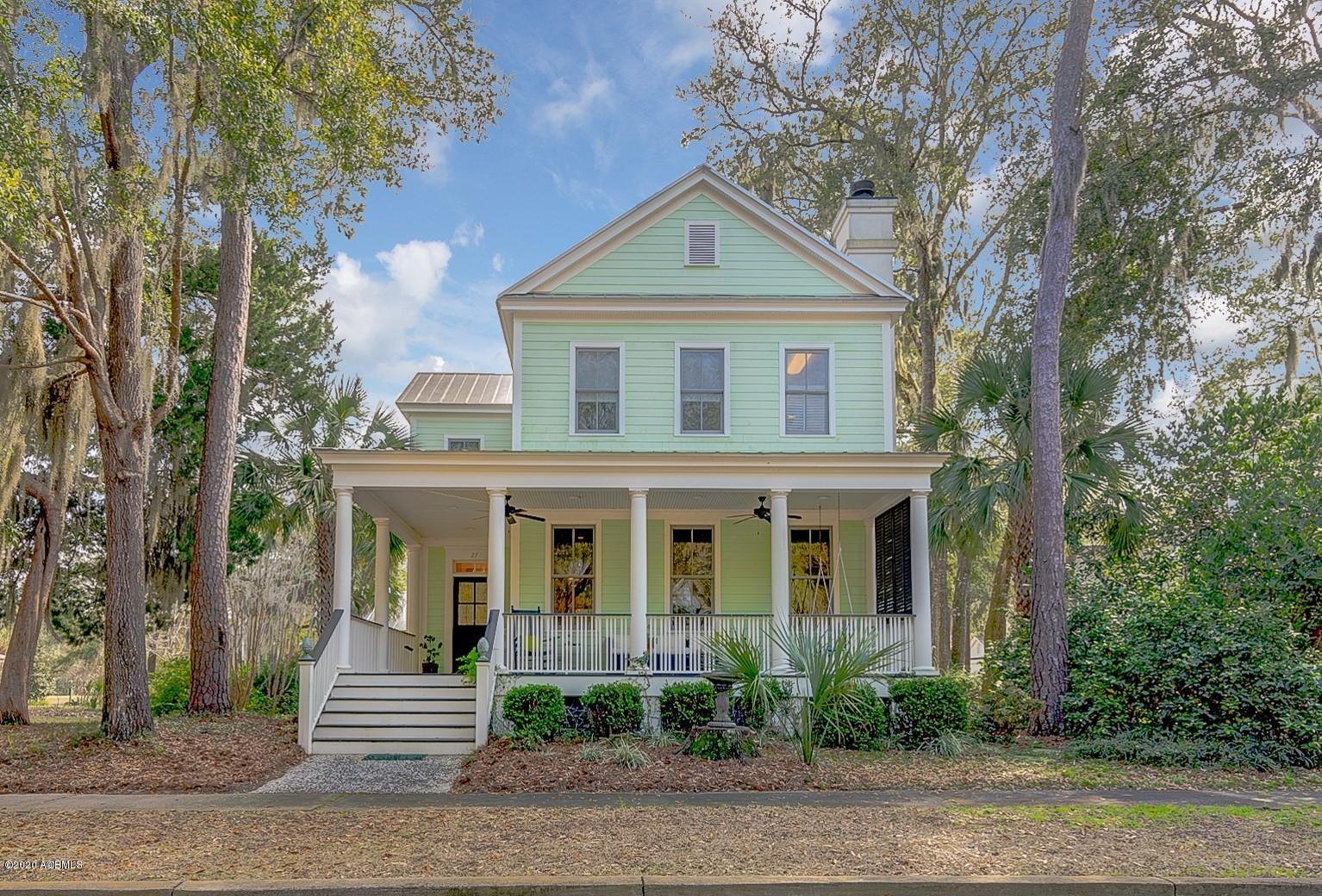 Photo of 27 Park Square, Beaufort, SC 29907