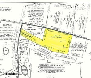 Lot #2 Hickey Hill Rd, Sheffield, MA 01257