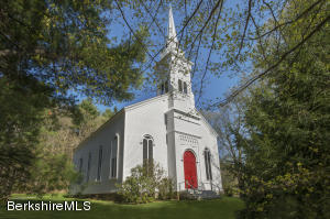 119 CHURCH, New Marlborough, MA 01244