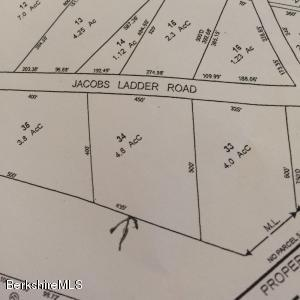 Lot 34 Lot 34 Jacobs Ladder Rd, Becket, MA 01223
