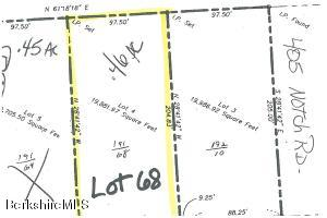 Lot #68 Notch Rd, North Adams, MA 01247