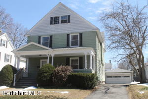 43 Commonwealth Ave, Pittsfield, MA 01201
